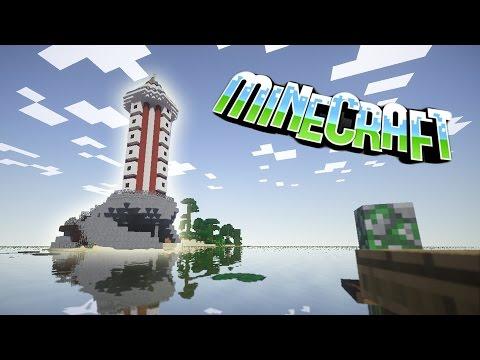 #58 Маяк в Minecraft!!! 2.0
