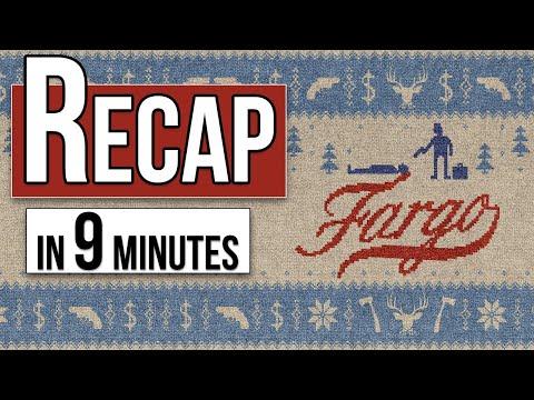 RECAP! In 9 Minutes FARGO Season 1-3   Explained   FX