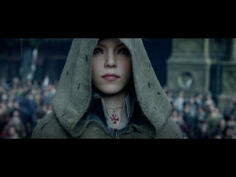 Assassin's Creed Unity - Elise Reveal Trailer