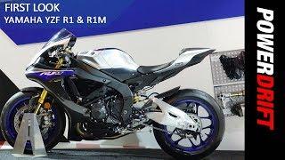 3. 2018 Yamaha YZF R1 & R1M : EICMA 2017 : PowerDrift