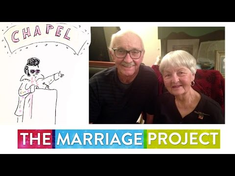 The Story of a Couple Who've Been Together 55 Years