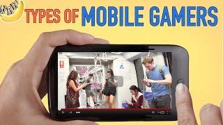 Video Types of Mobile Gamers ft. SG50 games MP3, 3GP, MP4, WEBM, AVI, FLV November 2018
