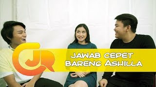 Video CJR - Jawab Cepet Bareng Ashilla MP3, 3GP, MP4, WEBM, AVI, FLV Maret 2018