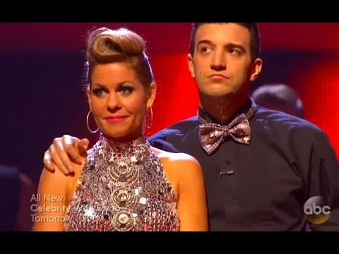 DWTS 18 WEEK 6 : Result & Elimination - Dancing With The Stars 18 Week 6 Episode 6 (April 21st)