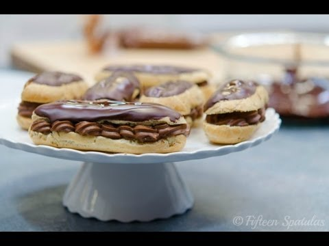 French Recipe: How to Make a French Chocolate Pastry – Chocolate Eclairs
