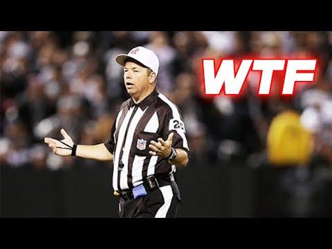 """NFL """"WTF?"""" Moments - Thời lượng: 7 phút, 50 giây."""