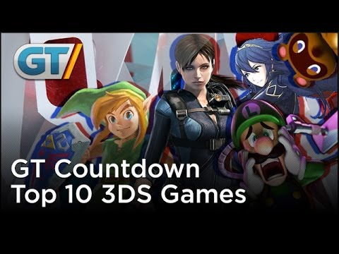 3DS - With so many great games, how can we choose just ten? Well, we did, and you'll never believe which games made the list.
