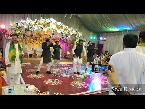 Teen 3 Peg Wedding Dance Choreography By Naveel Khan D5 Dance Company