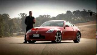 Test Drive TV Reviews Nissan 350Z