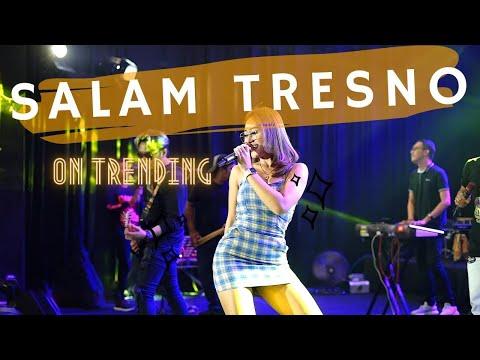 Vita Alvia - Salam Tresno - Tresno Ra Bakal Ilyang - Live Koplo (Official Music Video ANEKA SAFARI)
