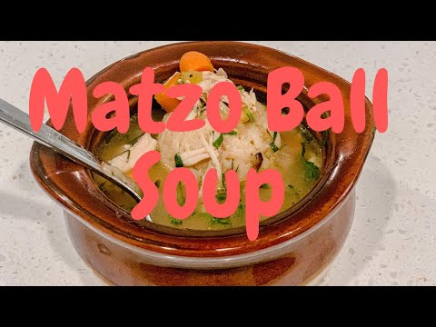 How to Makes Matzo Ball Soup | Hacks with Hayes Ep. 4