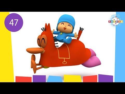 Pocoyó - MUNDO POCOYO: ¿Qué hay en la caja? (EP 47)  30 minutos  Dibujos animados