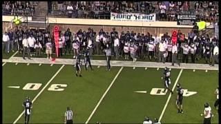Brad Sorensen vs Utah State (2012)