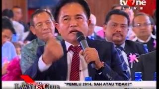 "Download Video ILC 28 Januari 2014 ""Pemilu 2014, Sah atau Tidak ?"" Part#2 MP3 3GP MP4"