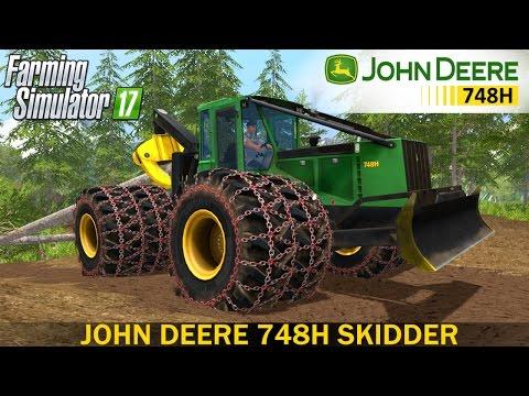 John Deere 748H Beta