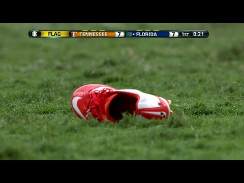 Verne and the incredible Callaway shoe-flag return