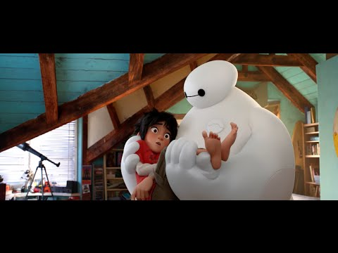 "hero - Watch the brand new clip from Big Hero 6 that debuted during tonight's ABC special, ""The Story of Frozen: Making a Disney Animated Classic."" See the full fil..."