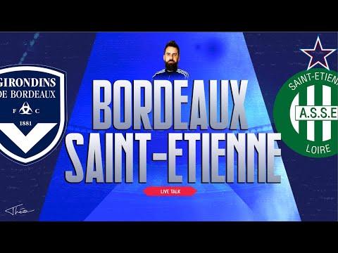 🔴🎙️Live Talk : BORDEAUX - SAINT-ETIENNE | Ligue 1 - J 10 | 20-10-2019