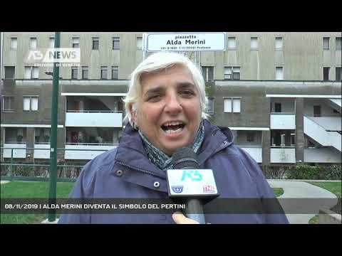 08/11/2019 | ALDA MERINI DIVENTA IL SIMBOLO DEL PERTINI