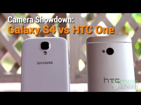 HTC - The Galaxy S4 and the HTC One are two of today's hottest and most powerful Android phones. Do their cameras perform as powerfully as the phones themselves ar...