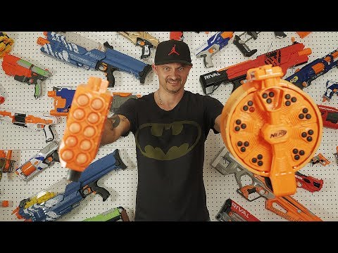 ULTIMATE NERF LOADOUT!!