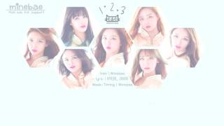 THAI SUB   CLC - One Two Three (Japanese Ver.)