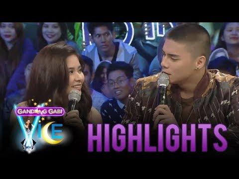 GGV: Loisa asks Ronnie,