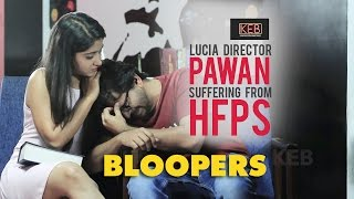 Watch the bloopers of how Lucia Pawan got diagnosed of HFPS - Effects of Social Media episode 2 from KEBFew music clips from: http://www.bensound.com