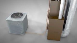 Video How Does a Central Air Conditioner Work? — HVAC Repair Tips MP3, 3GP, MP4, WEBM, AVI, FLV Juni 2018