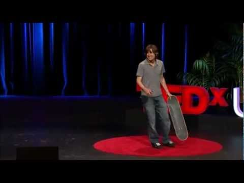 rodney - The last thing Rodney Mullen, the godfather of street skating, wanted were competitive victories. In this exuberant talk he shares his love of the open skate...
