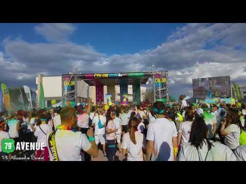 The Color Run 2016 Bari
