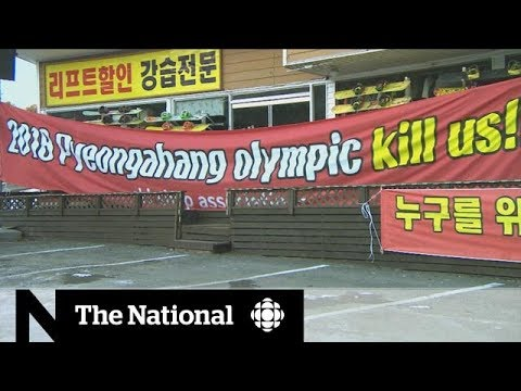 Olympics kill off business for South Korean companies