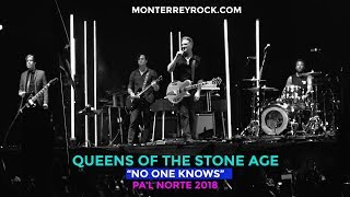 #TecatePalNorte18 - Queens of the Stone Age tocando
