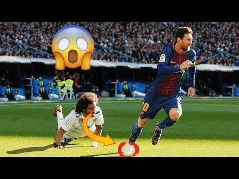 Lionel Messi ►Shape of You►Try To Stop Messi 2018 ||720p