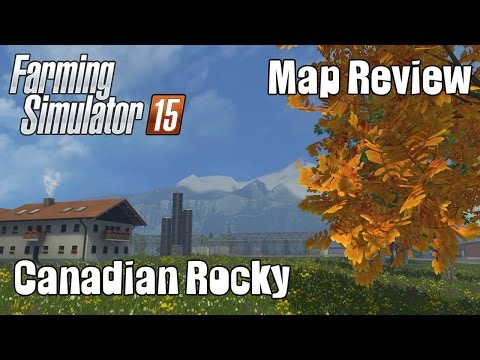 Canadian Rocky Map v1