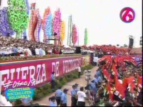 37 Aniversario del Triunfo de la Revolución Sandinista (1a Parte)