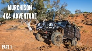 Murchison Australia  city photos gallery : 4x4 Adventure Murchison part 1
