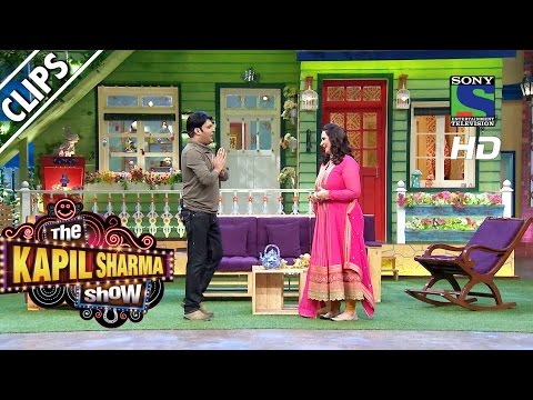 Kapil Welcomes Navjot Kaur Sidhu To The Show - The Kapil Sharma Show -episode 21 - 2nd July 2016