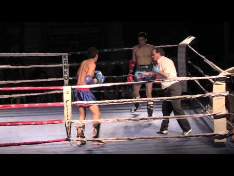 Velada Anaitasuna Bilal-Ángel (3º asalto)
