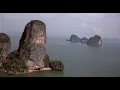James Bond Island in Thailand - The Man With The Golden Gun