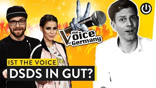 """Video Was """"The Voice of Germany"""" radikal anders macht 