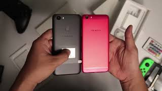 Video OPPO F5 Unboxing and Quick Look MP3, 3GP, MP4, WEBM, AVI, FLV November 2017