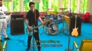 Green Day - Basket Case (Subtitulado En Español E Ingles)