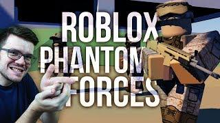 BATTLEFIELD w MINECRAFT?! - Roblox Phantom Project O matko, stało się :D Roblox to taka darmowa gierka do której społeczność może tworzyć mody.