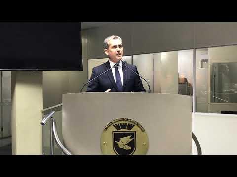 Felipe Santa Cruz e Paulo Maia recebem t�tulo de cidadania de Campina Grande