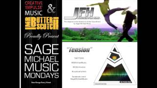 Sage Michael Music - Tension (JFH: Justice For Hire - Comic Book Season 1 Soundtrack)