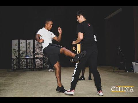 CHINA : Kung fu ! - AS MONACO
