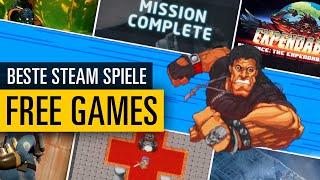 TOP 10 STEAM   Die besten kostenlosen Spiele auf Steam   Free2Play Games