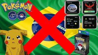 Pokémon GO Plus Lança 16 de Setembro... Não no BRASIL! by Pokémon GO Gameplay