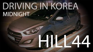 Pocheon-si South Korea  City pictures : Night Driving in Korea POV - Hill44, Pocheon-si, Gyeonggi-do